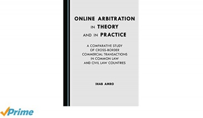 Arbitration Association is featured in a Book on Online Arbitration