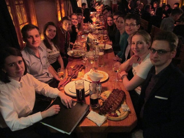 IV Russian Drinks held in Vienna during XXIII Vis Moot