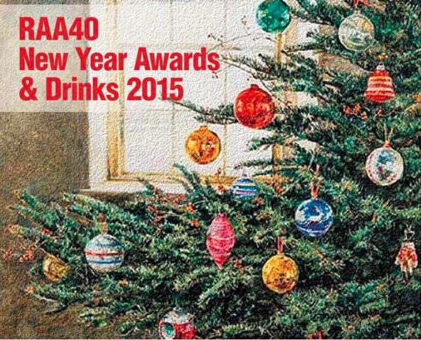 Arbitration Association 40 Awards and Drinks