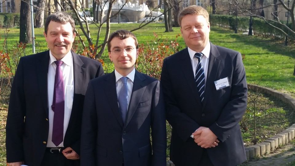 The Russian Arbitration Association Conference in Vienna-