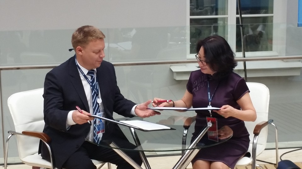 RAA and HKIAC signed a Cooperation Agreement-