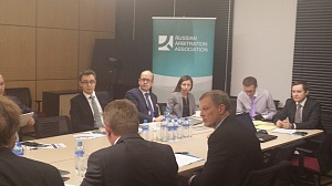 Arbitration Association 40 Event: Managing an International Arbitration: Client's and Counsel's perspectives. Moscow